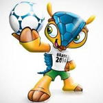 The Mascot of 2014 FIFA World Cup