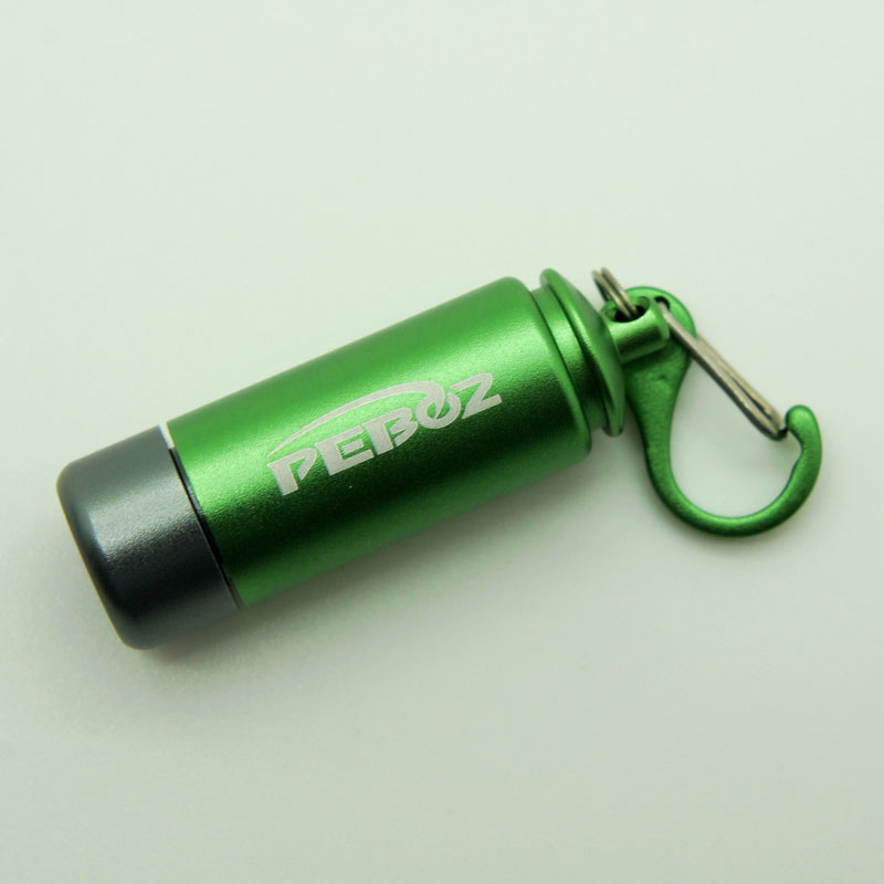 keychain led light PL-1102 Green