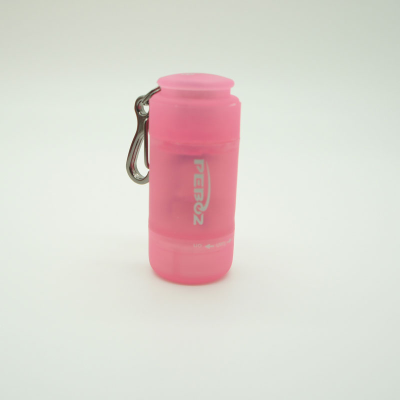 25 Lumens Pocket Mini Torch -Pink