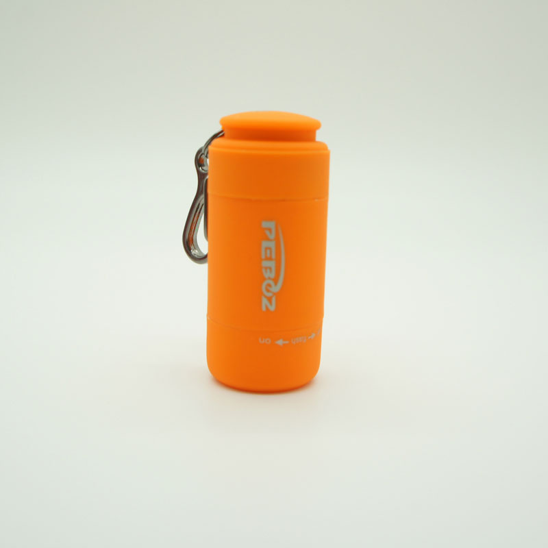 USB Rechargeable Light-Orange