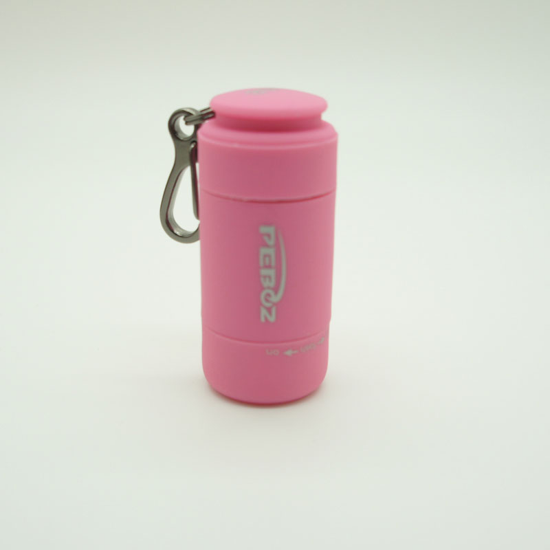 USB Rechargeable Light-Pink