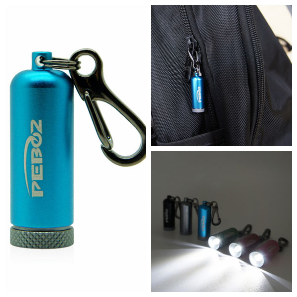 aluminum led keychain flashlight PL-5108